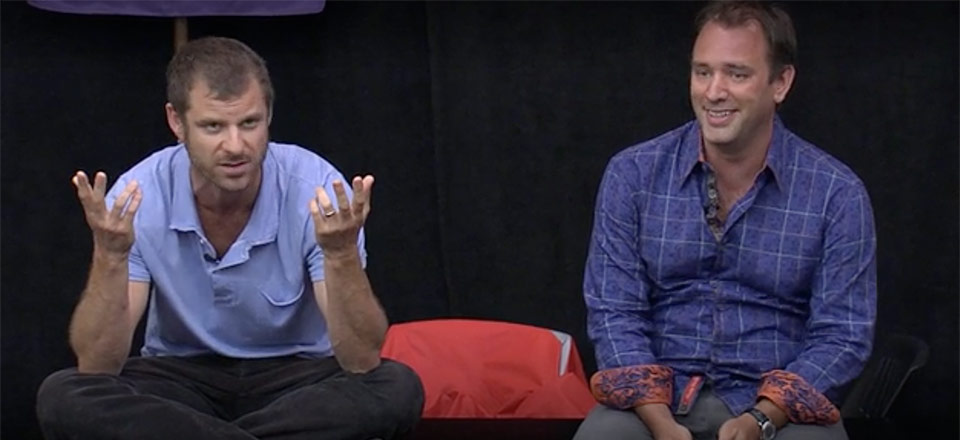 Storytelling Advice from the Creators of South Park: The But & Therefore Rule